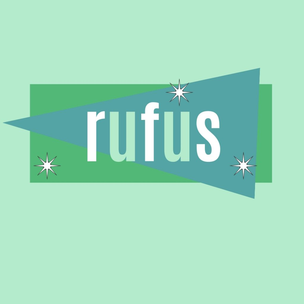 old-fashioned name rufus as name for boy dog